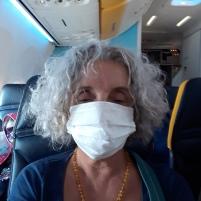 io con la mascheria